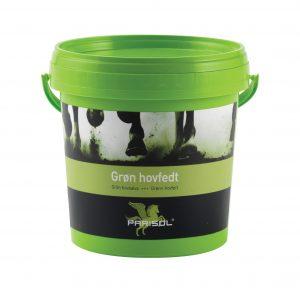 500 ml Parisol grøn hovfedt