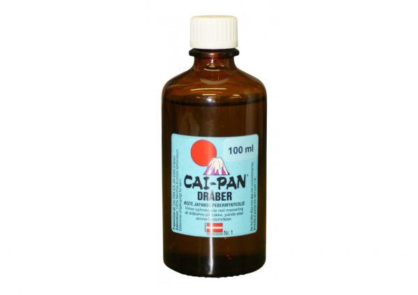 Cai pan dråber i flaske med 100 ml