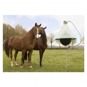 Bremsefælde -klægefælde til heste