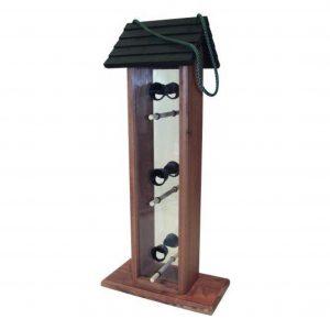 Fuglefoder automat 50 cm tårn