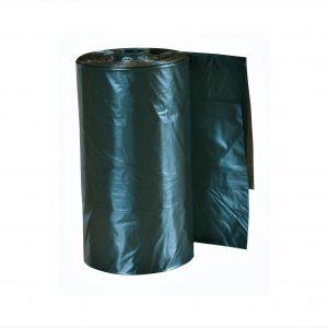 Rulle med sorte hunde høm høm poser