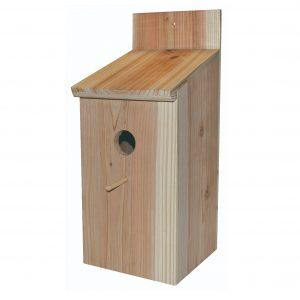 træ stærekasse med pind