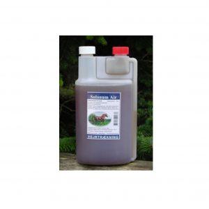 Doseringsflaske med Solanum Air, for bedre vejrtrækning
