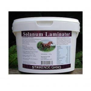 Spand med Soalnum Laminator - mod stikkende gang