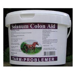 Solanum colon aid - tarmproblemer