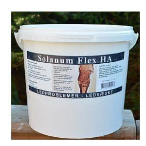 Solanum Flex HA mod led og ledvæske problemer