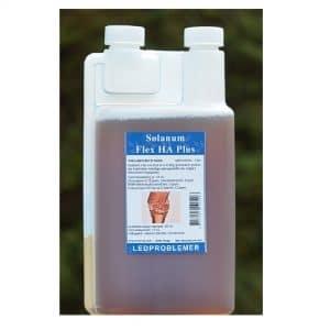 Solanum Flex HA plus i doseringsflaske