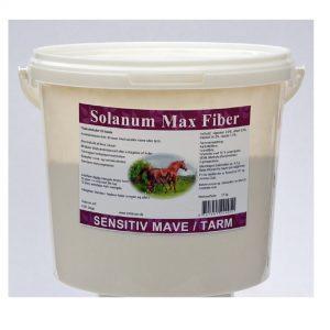 Solanum max fiber - mod sensitiv mave og tarm