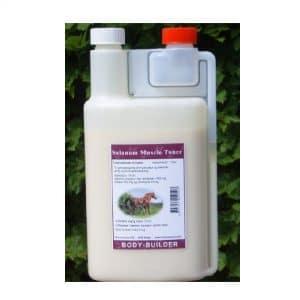 Solanum Muscle tober , fremmer en sund muskeludvikling - i doseringsflaske