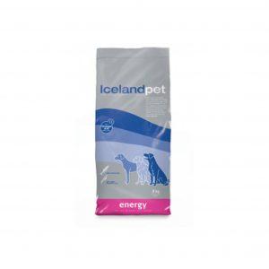 Sæk med Iceland Pet hundefoder