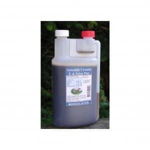 1 liter dunk med Solanum vitamin E og Selen