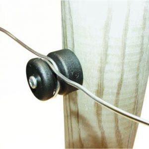 Isolator Ryom 100 stk, til hegnstråd