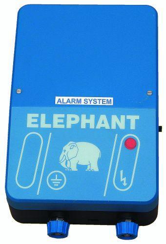 Elhegn Elefant 8.300 volt- til heste, køer og høns
