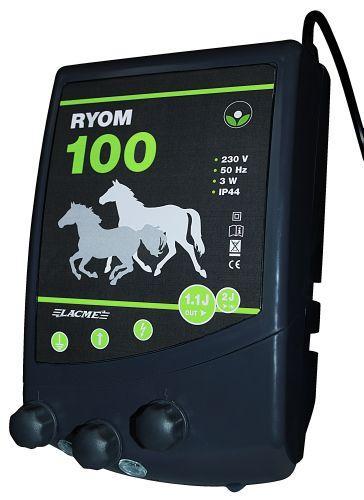 Elhegn 10.000 volt-velegnet til hestehegn