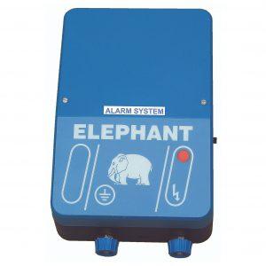 Blå Elefanthegn