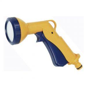 Brusepistol til haveslange - gul