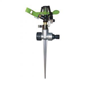 Vandkanon til havebrug, grøn og sort top