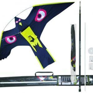 Skadefugleskræmmer m/1 Drage 4m-ligner oppefra en høgh