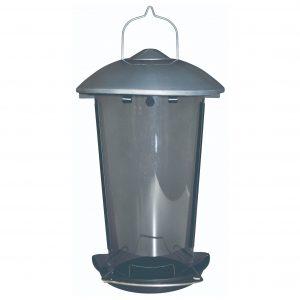 Fuglefoderautomat til 1 kg, sort