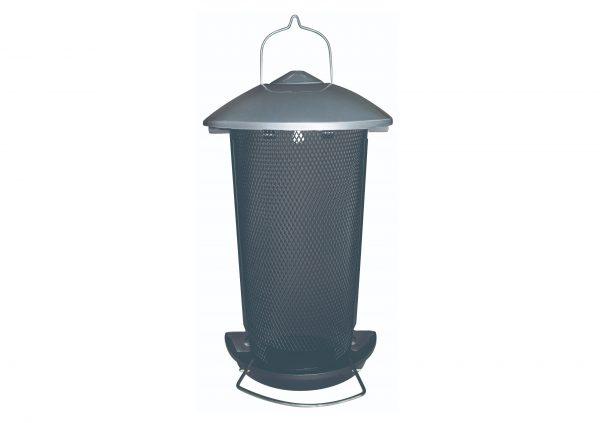 fuglefoderautomat til 1 kg nødder-vægmodel
