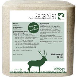 Salto vildt, firkantet sliksten -10 kg