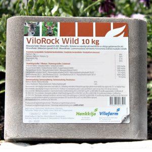 Sliksten 10 kg til vildt, fra Vilorock