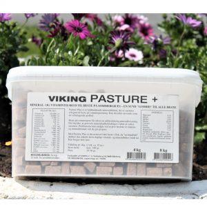 Sommermineraler til heste på græs i 4 kg spand