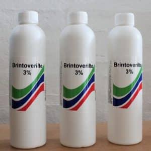 Brintoverilte 250 ml, 3%